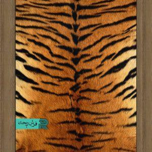 فرش سفارشی طرچ پوست پلنگ | فرش ماشینی | فرش طرج چدید | فرش مدرن |