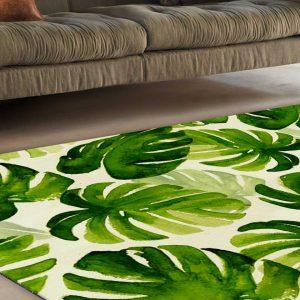فرش ماشینی | فرش طرج برگ | فرش سفارشی | فرش مدرن. | فرش
