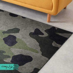فرش ماشینی | فرش طرج چریکی | فرش سفارشی | فرش مدرن. | فرش