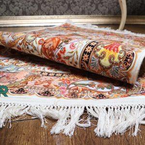 فرش دست باف | فرش دست باف نما | فرش سفارشی | فرش ریحان